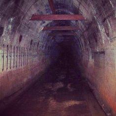 Niczym #UniwersumMetro2033. #bunkiernasobotę #neirawypełzaznory  #bunkry #fortyfikacje #MiędzyrzeckiRejonUmocniony #MRU #tunnel #bunker #tunel #bunkier #fortifications #history #warhistory #war