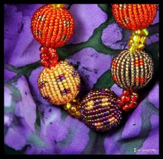 LUSCIOUS BEADED BEADS created by the Zulu women by electra-cute, via Flickr