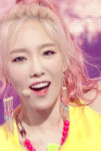 Taeyeon GIFs - Find & Share on GIPHY