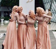 Dress Brokat Muslim, Kebaya Brokat, Kebaya Muslim, Kebaya Modern Dress, Kebaya Dress, Kebaya Hijab, Dress Brukat, Hijab Style Dress, Kebaya Wedding