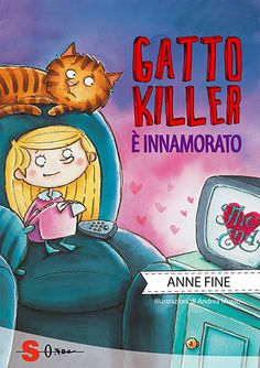 Le avventure del Gatto Killer sono una garanzia (come l'autrice), per chi, dai 7 anni, ammira i gatti e apprezza l'ironia. Molto divertente.
