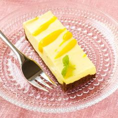 Domino Mango-juustokakku - Fazer Mango, Pineapple, Cheesecake, Yummy Food, Baking, Fruit, Sweet, Desserts, Recipes