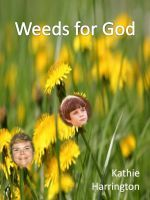 Cover for 'Weeds for God'