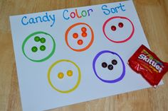 10 Candy Activities Kids Love by Mama's Like Me