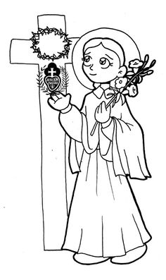 st francis xavier coloring page - x is for st francis xavier mystery of history 3