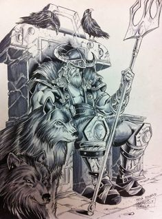 Tattoo Odin, Yggdrasil Tattoo, Tatouage Lowrider, Frases Para Tattoo, Viking Drawings, Viking Warrior Tattoos, Odin Norse Mythology, Viking Tattoo Sleeve, Spartan Tattoo