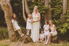 Kid-Friendly UK Wedding: Rachael + Dave