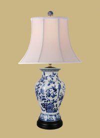 "East Enterprises LPBWN1014Q Table Lamp. 26""H, 3-way, 150 watt."