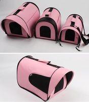 Custom-made Durable Cute Dog Cat Pet Carrier Bag