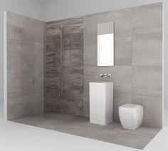 Wand- und Bodenbelag aus Feinsteinzeug INTERNO 9 by ABK Industrie Ceramiche