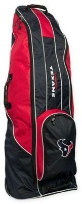 NFL Houston Texans Golf Travel Bag