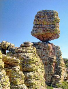 Rock Masterpieces of Wonderful Nature