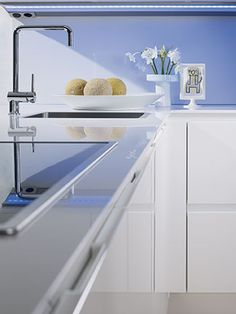 Innovative S3 Handle-Free Kitchen from SieMatic