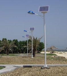 6m Pole 36W LED Design, LED Solar Powered Street Light on Made-in-China.com