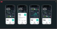 10 Latest Mobile App Interface Designs for Your Inspiration | LinkedIn