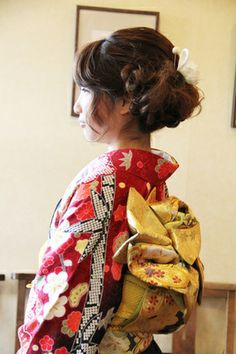 振袖にぴったり!2014年成人式の髪型・ヘアアレンジカタログ - M3Q - 女性のためのキュレーションメディア