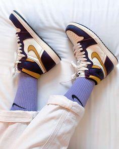 Behind The Scenes By snkrfocus Jordan Shoes Girls, Girls Shoes, Sneakers Fashion, Fashion Shoes, Swag Fashion, Dope Fashion, Fashion Pants, Fashion Tips, Nike Air Shoes
