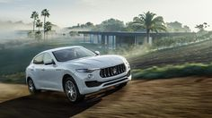 These Are the 11 Most Ridiculous Cars at the Geneva Motor Show | Everyone loves an SUV, including the superrich. At least, that's what automakers seem to think: Bentley's got the Bentayga. Aston Martin, Rolls-Royce, and Lamborghini all have plans to follow suit soon. Maserati got into the game at Geneva with the Levante. Powered by a 3-liter V6, the sportier version will produce 430 horsepower. | Credit: | From Wired.com