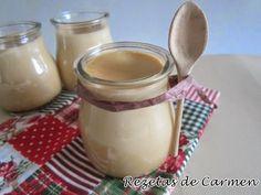 rezetas de carmen: Yogur casero de café (con y sin yogurtera)
