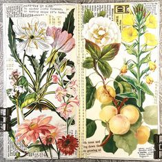 constance rose : art and life Art Journal Inspiration, Art Inspo, Art Journal Pages, Art Journals, Junk Journal, A Level Art Sketchbook, Art Alevel, Collage Artists, Collage Book
