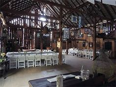 Spring Hill Manor in Northeastern Maryland. This historic 1840s barn makes incredible wedding reception venue.