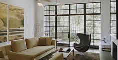 LOVE these doors/windows Steven Harris Architects LLP - West 76th Street