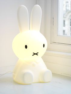 Love this Miffy lamp!