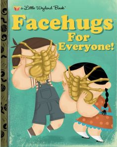 Facehugs for Everyone - a great way to prepare your kids to watch the Alien movie series!  LOL