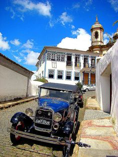 https://flic.kr/p/7biafK | Outros tempos... | ... em Ouro Preto-MG.