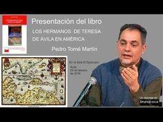 Video de la presentacion de 'Los hermanos de Teresa de Ávila en América' – Teresa, de la rueca a la pluma