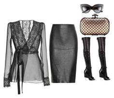"""af"" by ace-finn-nyc on Polyvore featuring Givenchy, Dolce&Gabbana, By Malene Birger, Bottega Veneta and bottegavenetta"