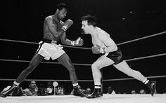 Ray Robinson  vs  Gene Cyclone Fullmer