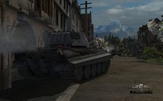 World of Tanks Tiger Ii, Best Computer, World Of Tanks, Military Vehicles, Gaming, Free, Style, Swag, Videogames