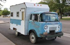 1960 Willys FC-170 with Camper!!!!!!!!!!!!!!!!!!!!
