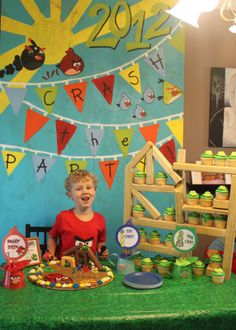 angry birds birthday party ideas - Google Search