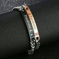 I Choose You Bracelet Set Stainless Steel, Couples Bracelet, His Bracelet Couple, Promise Bracelet, Bracelet Set, Bracelets For Men, Fashion Bracelets, Fashion Jewelry, Diamond Bracelets, Handmade Bracelets, Link Bracelets