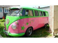 1967 Volkswagen VW Splitscreen Camper Van (Split, Kombi, Type 2) Penryn Picture 1