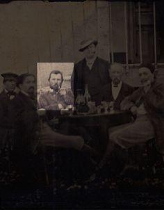 Por trás da foto: a primeira fotografia de Van Gogh depois de adulto