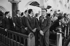 An emotional documentary photograph of a groom waiting to see his bride as she walks up the aisle of a church in Boston, Massachusetts Gina Brocker Photography Documentaries, Wedding Photos, Waiting, Groom, Wedding Photography, Boston Massachusetts, Bride, Walks, Beautiful