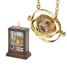Hermione's Time Turner! I want one so very badly!