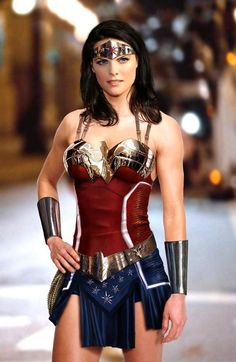 Cosplay sexy de Wonder Woman