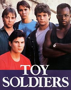 Toy soldiers a very good movie