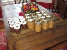 apple sauce more canning food preservation apple recipes apple sauce ...