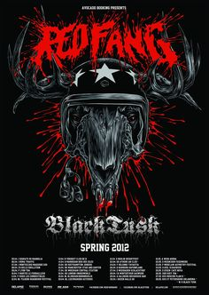 Red Fang Spring 2012