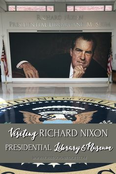 how much do you know about president nixon visiting the richard nixon presidential library