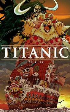 Big Mom Crew Charlotte Linlin Kaido One Piece One Piece Funny, One Piece Ace, Manga Anime One Piece, One Piece Fanart, One Piece Pictures, One Piece Images, Titanic, Kaido One Piece, One Piece Theme