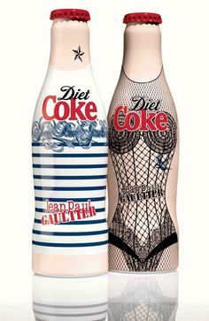 Jean Paul Gaultier and Coke diet!