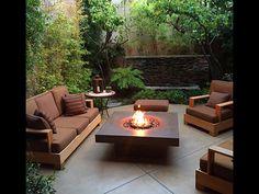 Fire Tables - Ernsdorf Design | Concrete Fire Pit Bowls, Furniture and Art