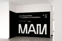And atelier is a small, independent design studio founded in 2010 by João Araújo and Rita Huet and currently based in Porto, Portugal. Graph Design, Web Design, Logo Design, Typography Poster, Typography Design, Lettering, Storefront Signage, Type Treatments, Image Layout