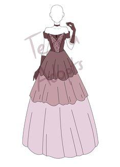 'Chocolate Princess' Auction CLOSED by terra-adopts.deviantart.com on @DeviantArt
